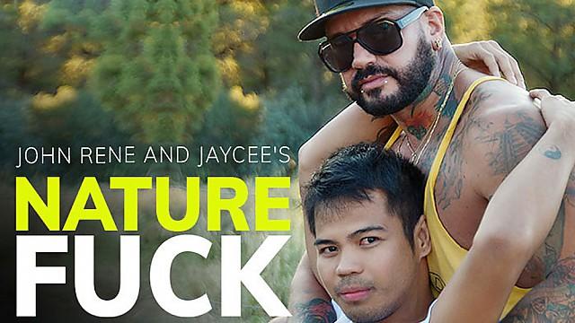 John Rene and JayCee's Nature Fuck