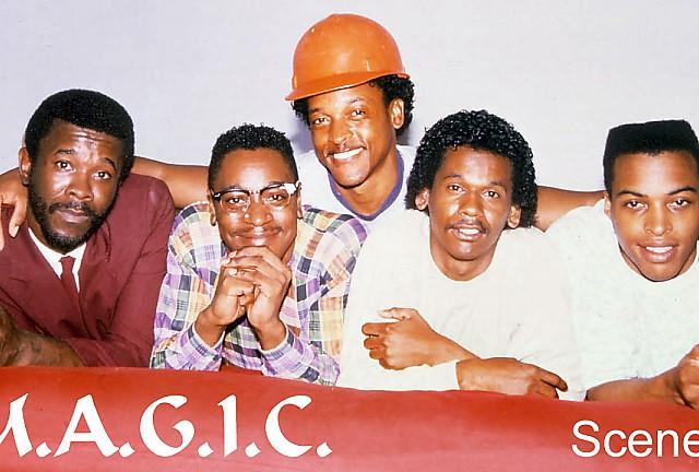 M.A.G.I.C. Scene 5