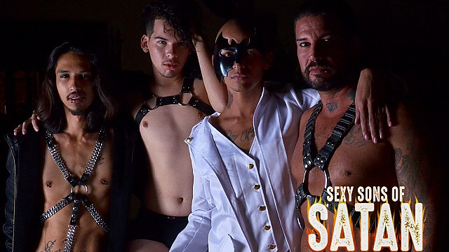 Sexy Sons Of Satan: The Playroom