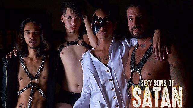 Sexy Sons Of Satan: The Playroom