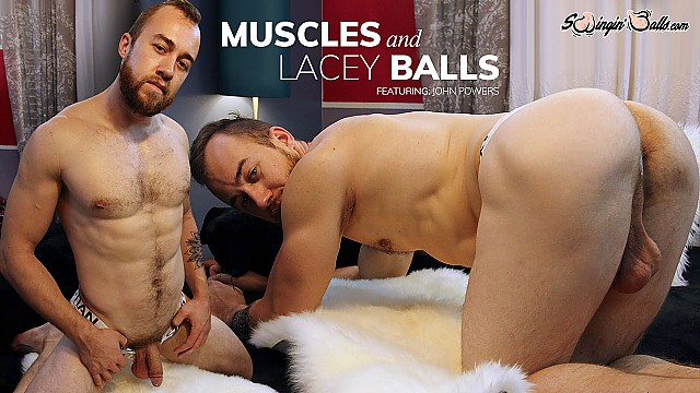 Muscles and Lacey Balls