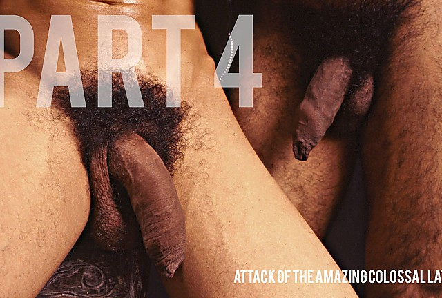 Attack of the Amazing Colossal Latino 4