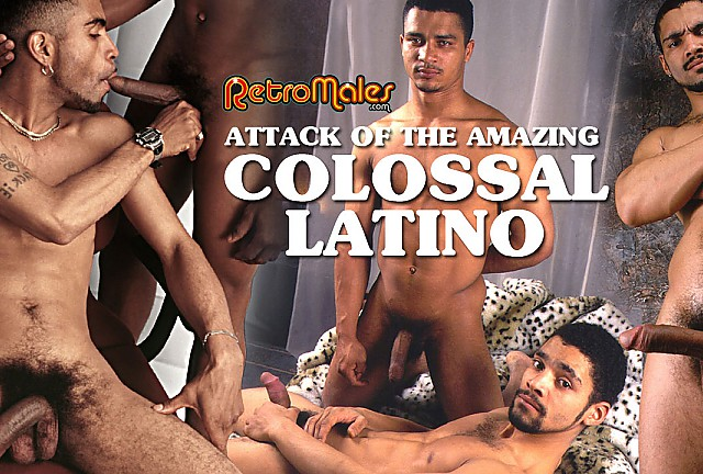 Attack of the Amazing Colossal Latino 5