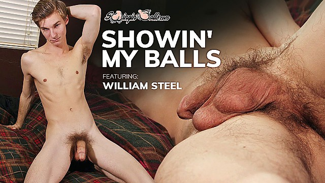 Showin' My Balls