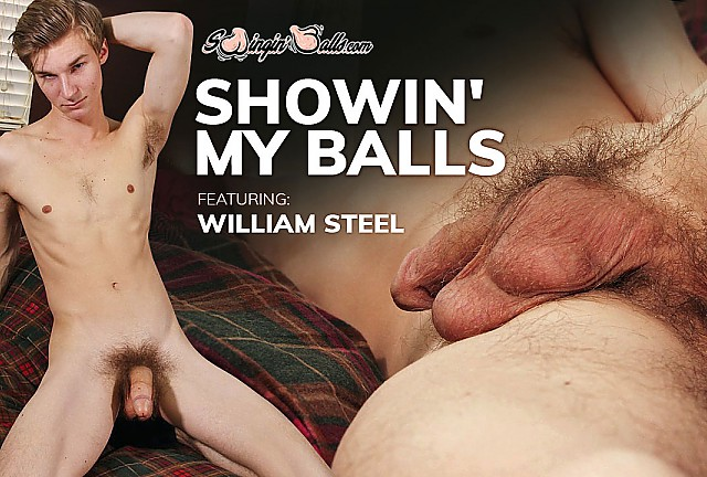 Showin' My Balls