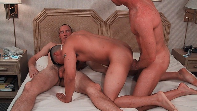 Sex Hotel - Scene 6 - David, AKA, Jerry