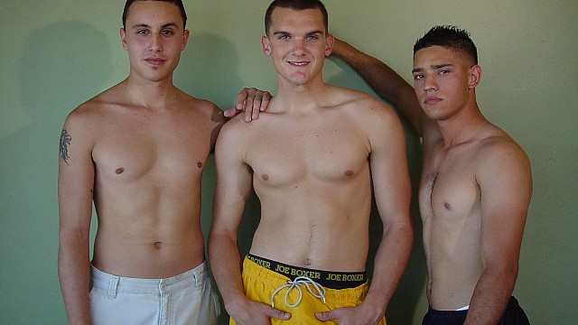 Ball Jocks Scene1 - Alex, Kye & Virgil